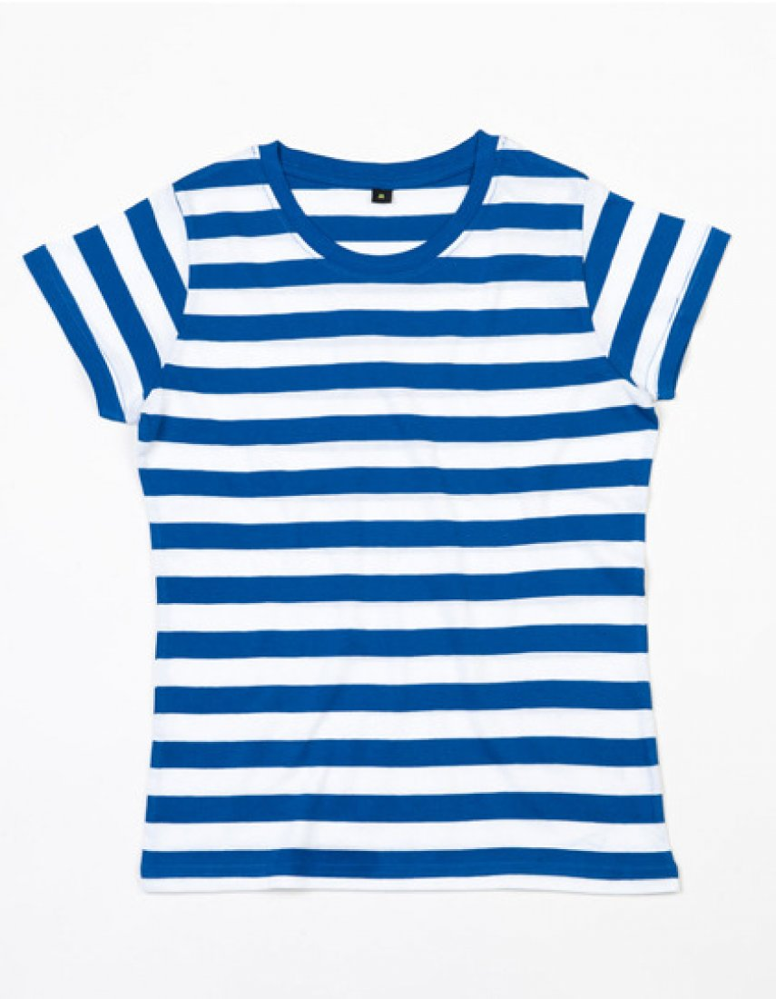 Mantis Womens Stripy T