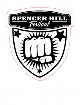 Spencerhill Festival Sticker