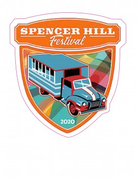 Spencerhill Festival Sticker 2020